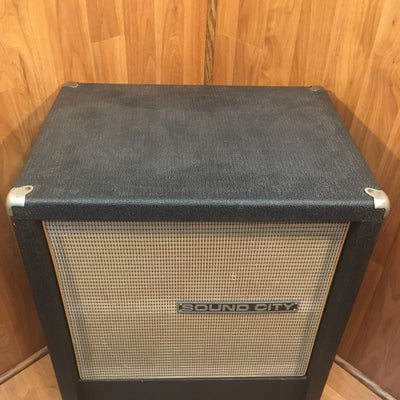 Vintage 1970's Sound City B115e Bass Cab W/ Orig Speakers