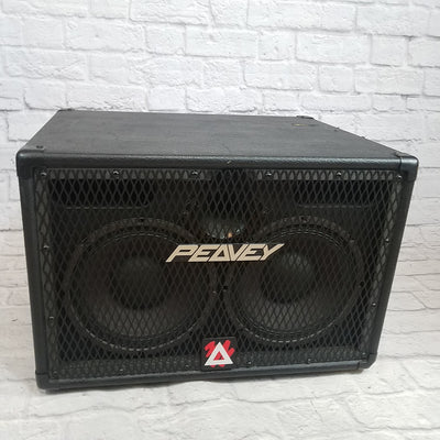Peavey 210 TVX 2x10 Bass Speaker Cabinet with Tweeter