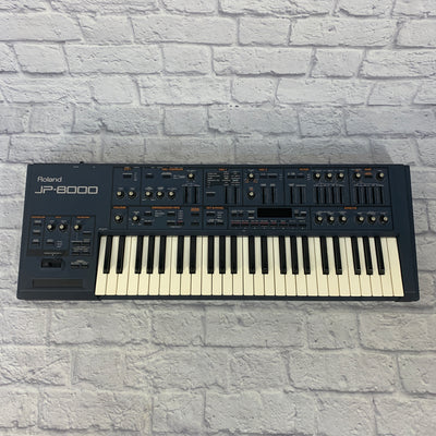 Roland JP-8000 Analog Modeling  Synthesizer