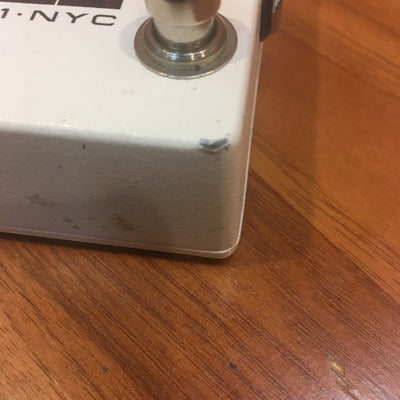 Boost Fuzz Tech 21. Nyc Fuzz Pedal SALE!