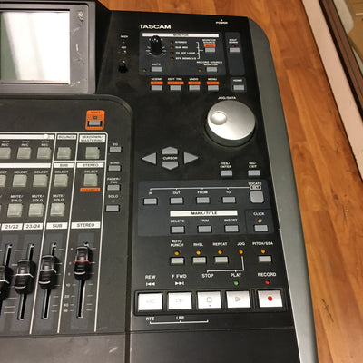 Tascam Digital Portastudio 2488neo Recording CD Workstation