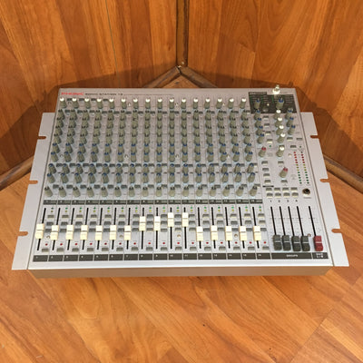 Phonic Sonic Station 16 16-Channel 4-Bus Mic/Line Mixing Console x FX
