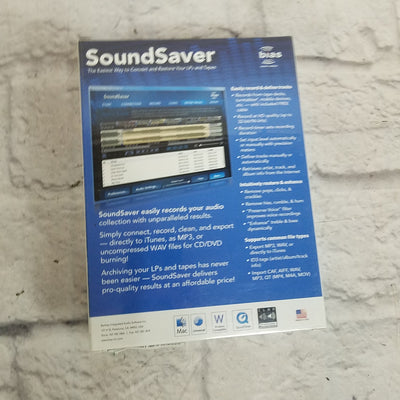 Bias SoundSaver Boxed Software