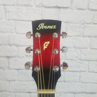 Ibanez PF28ECE Series Acoustic-Electric Guitar