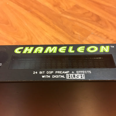 Rocktron Chameleon Guitar Effect Rack Unit