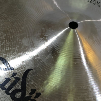 Zildjian 14in A New Beat Hi Hats