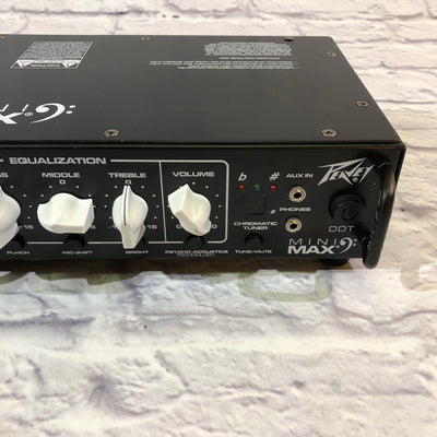 Peavey Mini Max Bass Amp Head