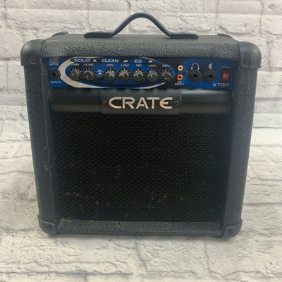 Crate XT15R Guitar Combo (clean only) As-Is