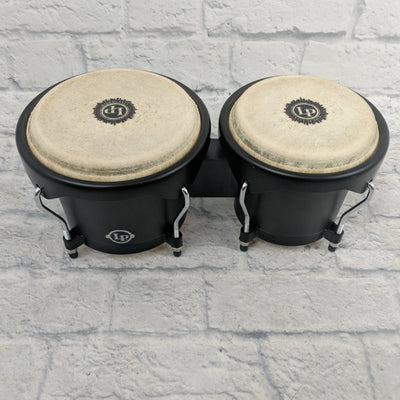 Latin Percussion LP601NY-DW City Series Wood Bongos