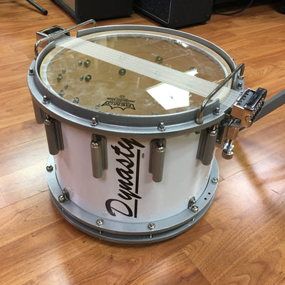 Dynasty Marching Snare DXFT w/ Harness & Stand