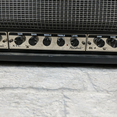 Randall RM100 3 Channel 100 Watt Head