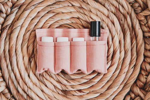 Coral Essential Oil Insert -- 5ml and Roller Bottles