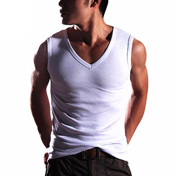 Robust Sleeveless Summer Vest - Men