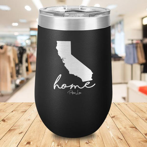 Home (California logo)
