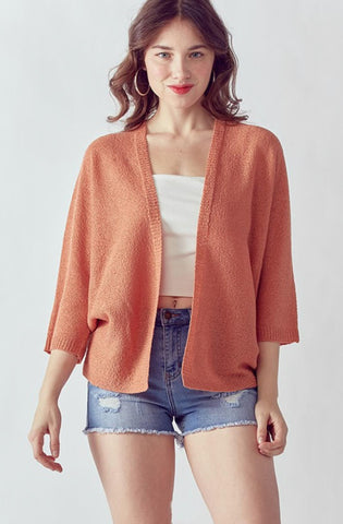 Barely There Cardigan