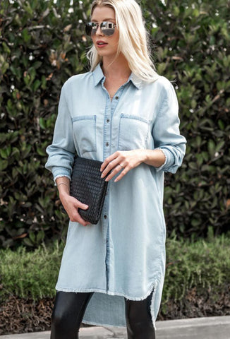 Tencel Dress/Tunic