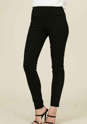 Ponte Work Legging