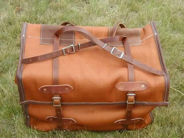 Iron Cloth Pack Horse Panniers
