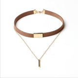 Eiffel Tower Choker