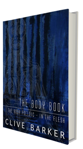 Clive Barker's The Body Book 58% Sold Out