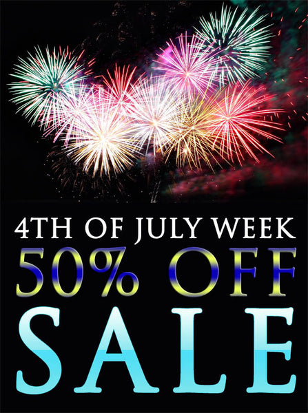 50% OFF All Dark Regions Press Products During 4th of July Week!