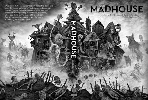 MADHOUSE Deluxe Editions Are Shipping!