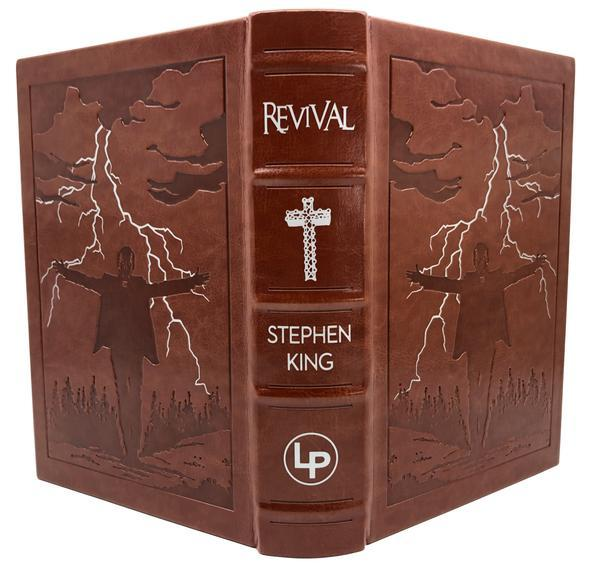 UPPING THE ANTE: Shop This Week for Chance to Win Revival by Stephen King Special Limited Edition Hardcover!