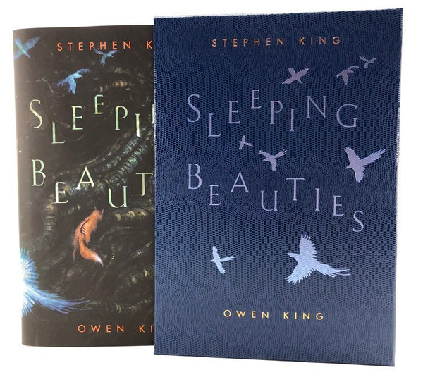 TODAY ONLY - Sleeping Beauties by Stephen King and Owen King Deluxe Gift Slipcased Edition Included in a DarkRegions.com Order Placed Today December 6th!