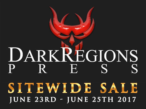 SITEWIDE SALE - Save 50% Or More on Almost Everything Until June 25th!