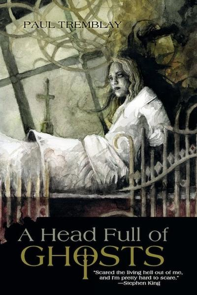 Paul Tremblay's A Head Full of Ghosts and Disappearance at Devil's Rock Signed Hardcovers Free!