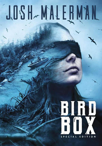 RAFFLE for Bird Box by Josh Malerman Deluxe Traycased Hardcover!