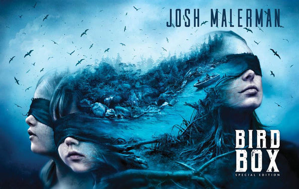 Bird Box Special Edition by Josh Malerman SOLD OUT!