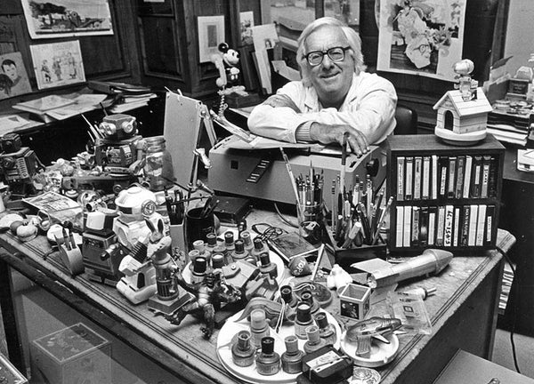 Ray Bradbury SIGNED Hardcovers and Special Edition News!