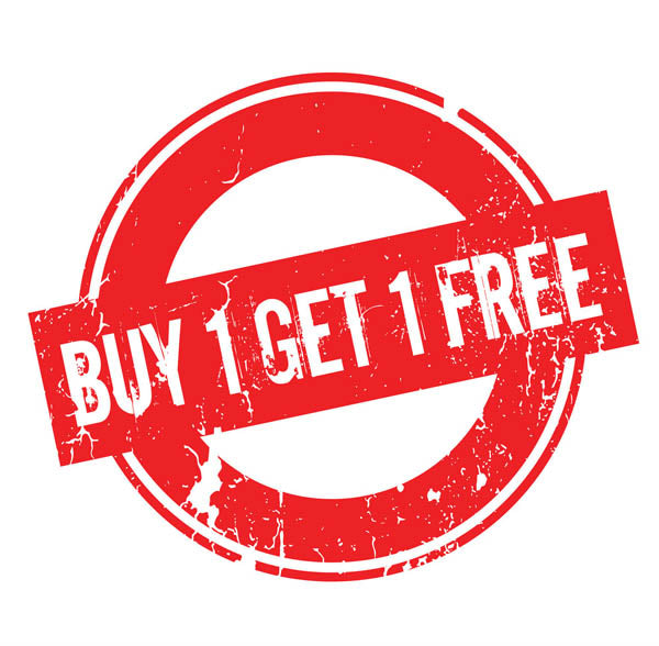 EXPIRED - Buy 1 Get 1 Free Limited Edition Hardcovers!