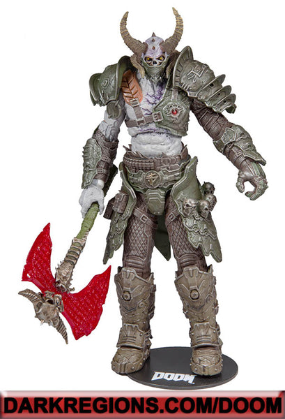 "GIVEAWAY - Win DOOM Eternal Marauder Deluxe 7"" Figurine by Being Subscribed to our Newsletter!"