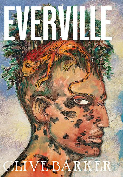 FLASH SALE for Clive Barker's Everville Deluxe Signed & Lettered Traycased Hardcover - Save 33%