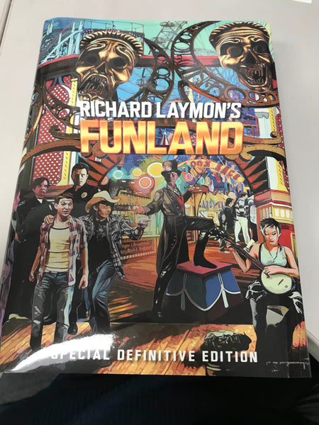 UPDATE: Richard Laymon's Funland Special Definitive Edition