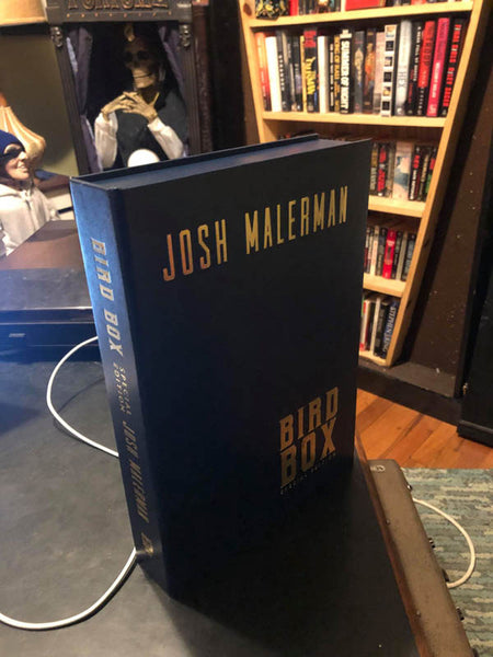 Watch Bird Box Deluxe Hardcover Unboxing Video!