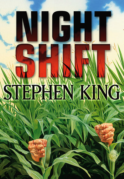 Free Bonus Copies of Stephen King's Night Shift Deluxe Special Edition until October 24th!