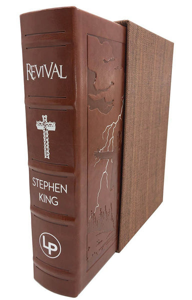 Win Stephen King's Revival Deluxe Special Edition Slipcased Hardcover in New Contest from Dark Regions Press!