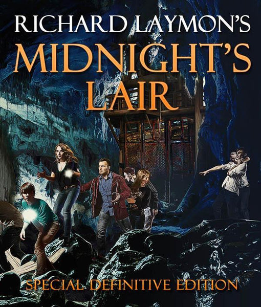 PRINTING STARTS SOON on Richard Laymon's Midnight's Lair Special Definitive Edition