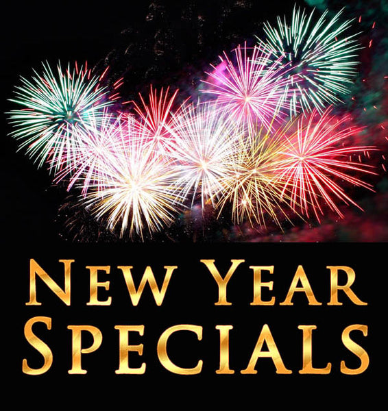 New Year Specials! Save Up to 33% OFF from Dark Regions Press!