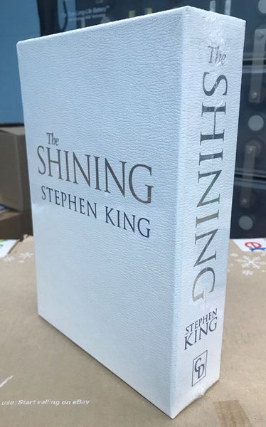 The Shining by Stephen King Deluxe Special Edition - 20 Copies Available Through Kickstarter Campaign