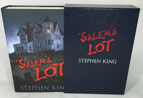 'Salem's Lot Deluxe Special Edition Included in Large Halloween Grab Bag Ordered By October 25th