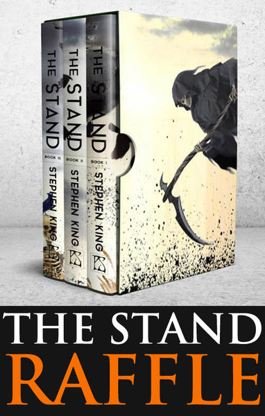 Stephen King's The Stand RAFFLE Limited Time Only!