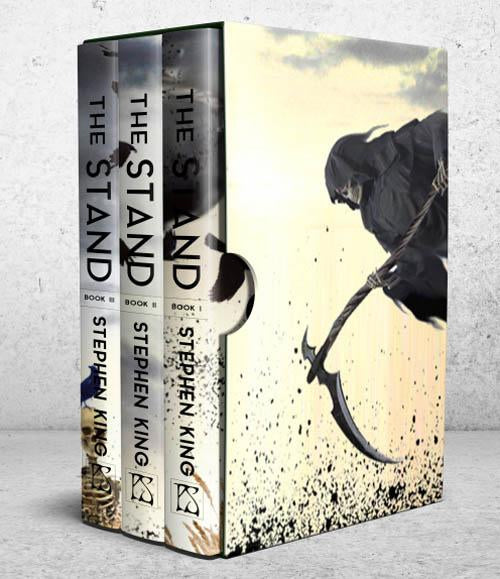 Reserve a Slot Stephen King's The Stand Limited Edition Hardcover Set in Dark Regions Press Collectors Club