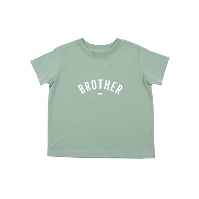 Sage 'Brother' Short Sleeve Shirt
