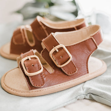 Brown Charley Sandal
