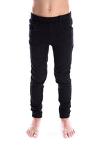 Black Denim Jeg Jeans
