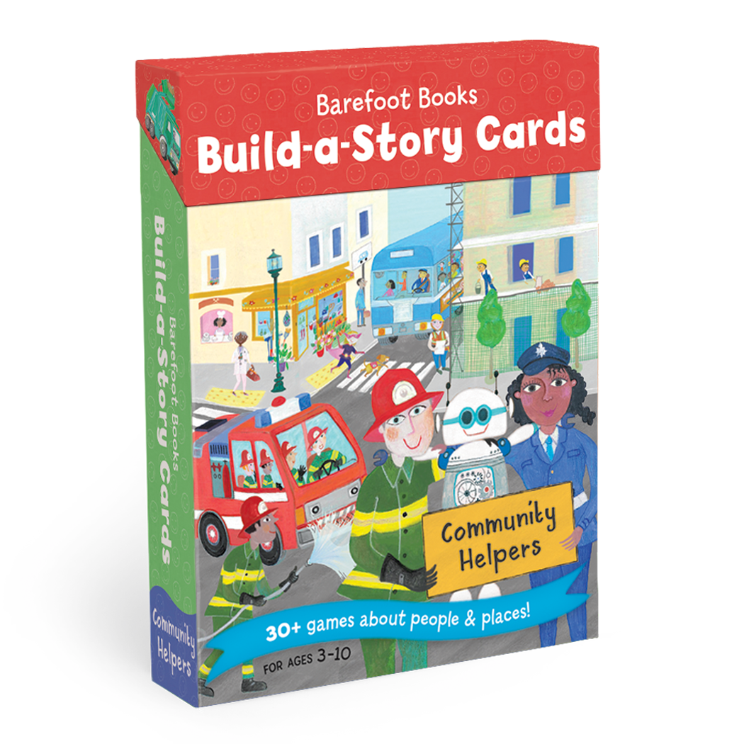 Build a Story Cards - Community Helpers